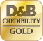 D&B Credibility Gold